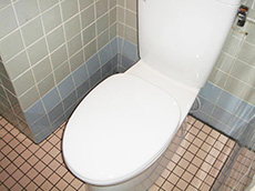 大阪市K様邸 トイレ和式→洋式便器取替工事