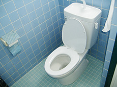 大阪市M様邸 トイレ和式→洋式工事