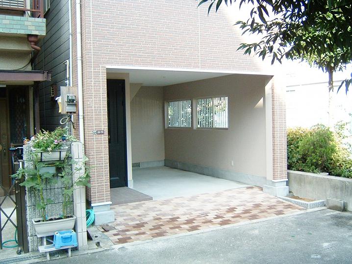 大阪市K邸様 戸建新築工事