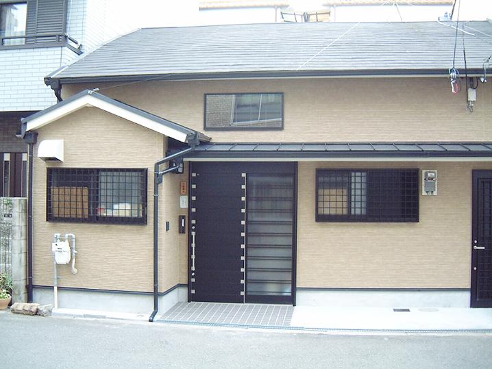 大阪市O邸様 戸建新築工事