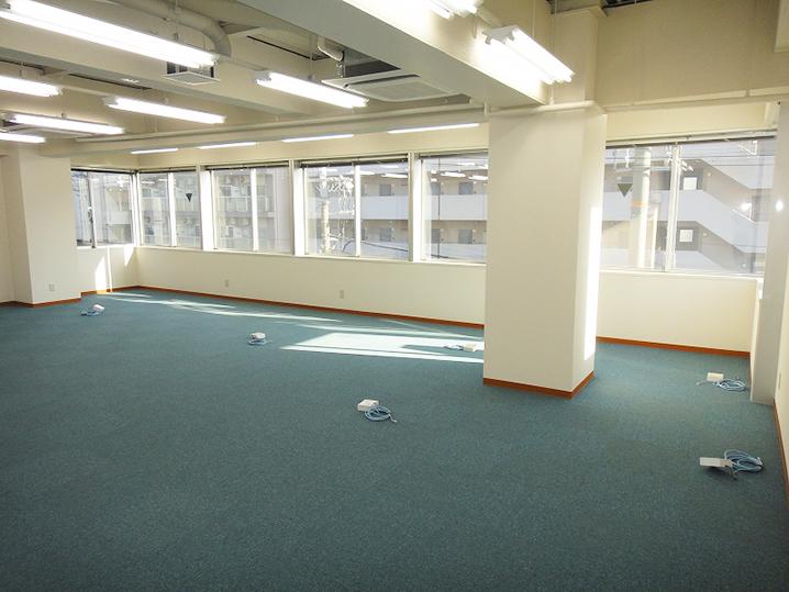 大阪市東住吉区M製作所様 事務所全面リフォーム工事