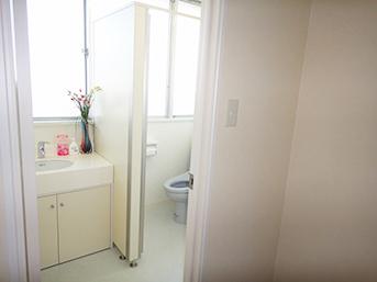 施工後のトイレの様子です。
